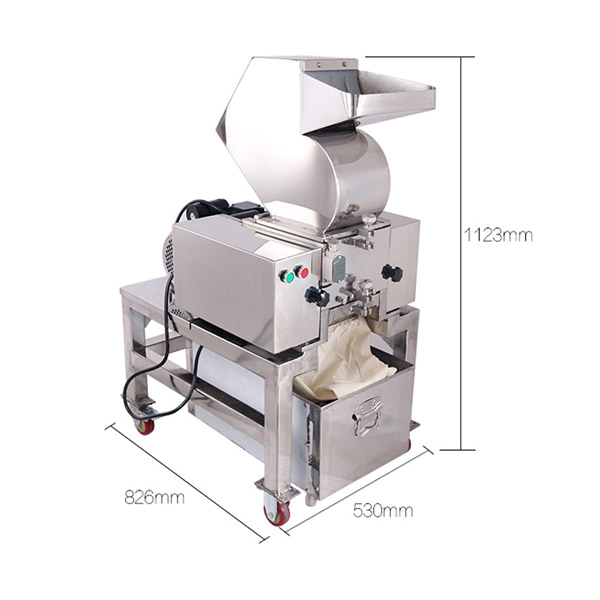 Herb Tea Leaves Crushing Machine (1)
