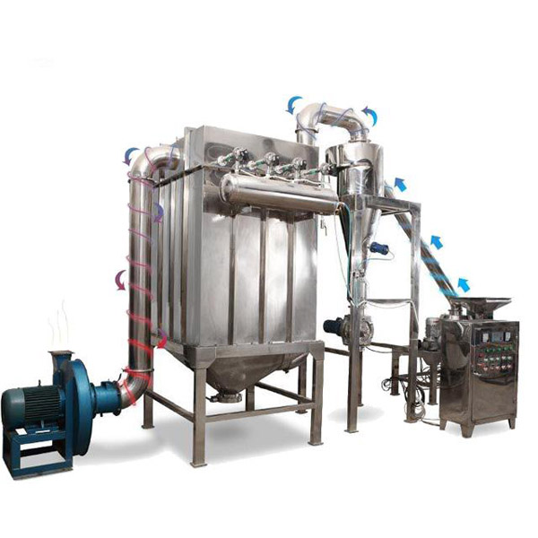 Superfine Pulverizer Unit (4)