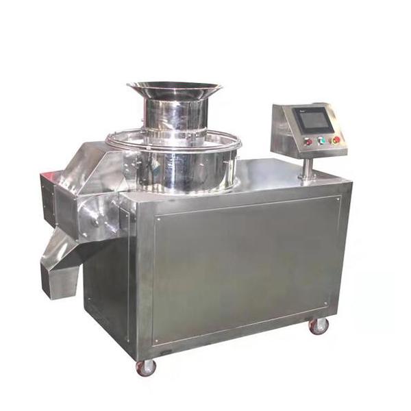 Rotary granulator wet powder granulator